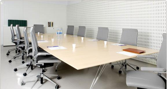 Sala de conferencias. 04